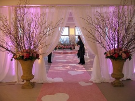 Custom Heart Aisle Runner for Wedding