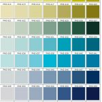 shades of green, blue, and purple color charts PMS 600 - 669