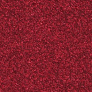 Bright Red entrance mat
