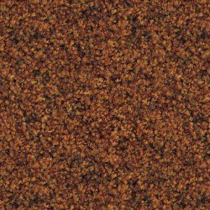 Walnut brown entrance mat