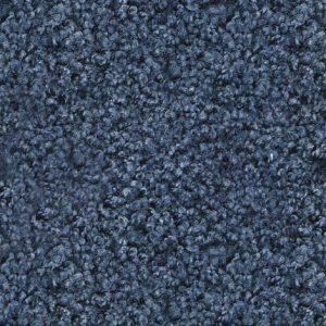 Steel blue entrance mat