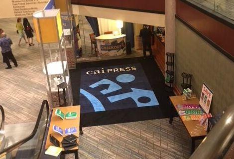 trade show event rug