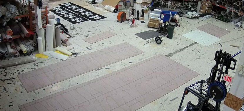 latex for slip resistant rug